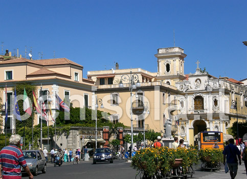Piazza Tasso - Sorrento