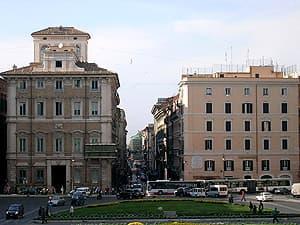 Roma via del corso for Mac roma via del corso